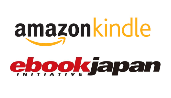 Amazon Kindle eBookJapan マンガ好きにオススメ 比較