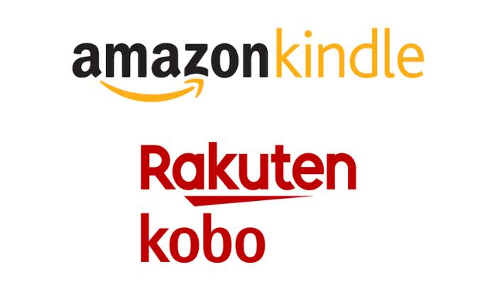 Amazon Kindle 楽天コボ 比較