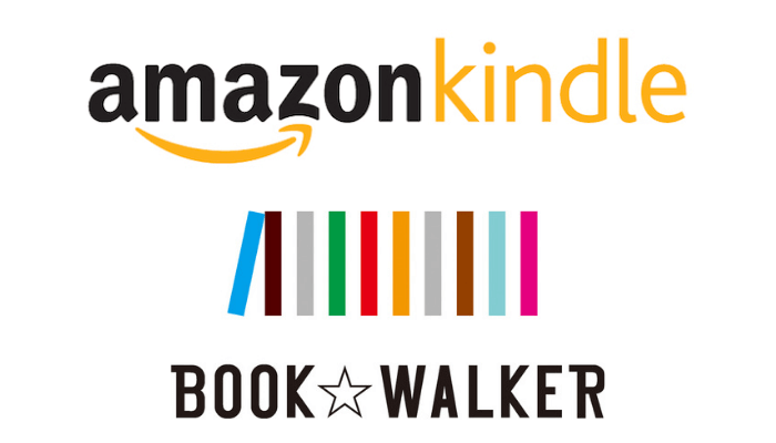 kindle BOOK☆WALKER 比較