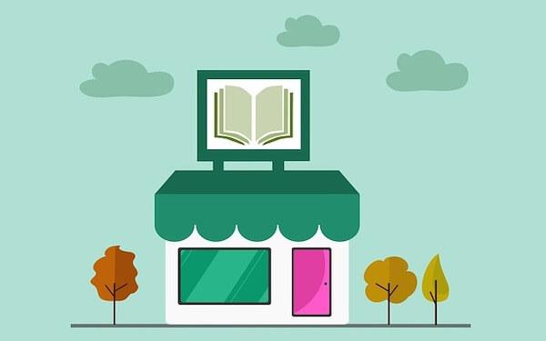 本屋 書店