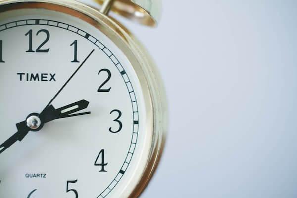 予約購入 時計 タイマー