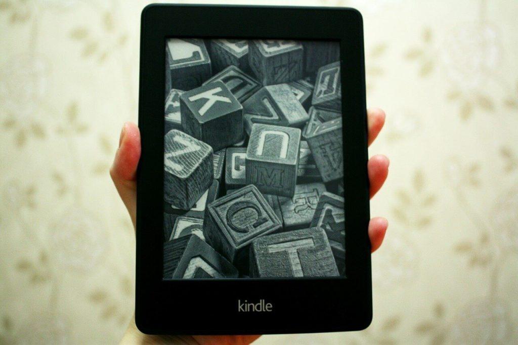 Kindle イメージ