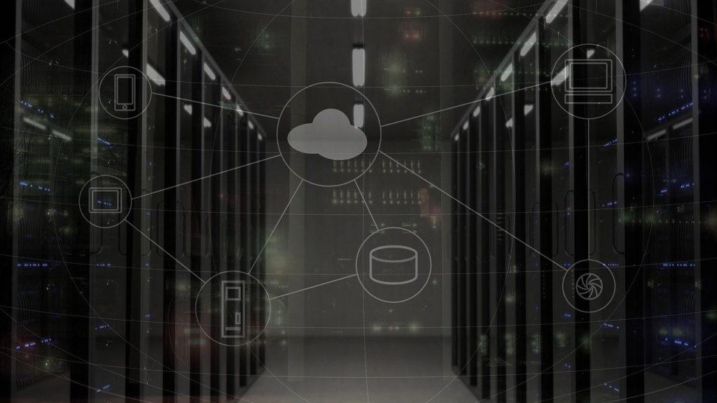 ネットワーク サーバー イメージ